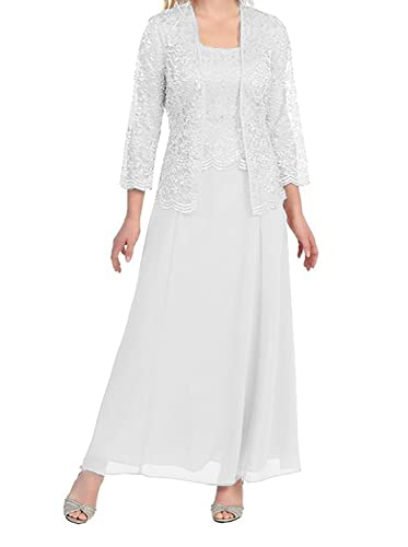 Lisa Lace Chiffon Mother of Th...