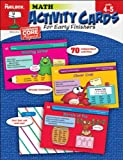 TEC61414 Activity Cards for Early Finishers : Math (Grades 4-5), The Mailbox Books Staff, 1612764916