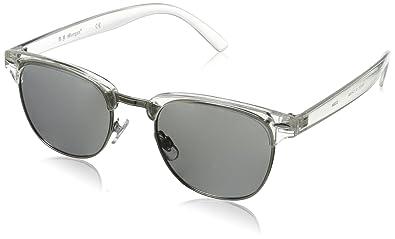 Amazon.com: A. J. Morgan Soho cuadrado anteojos de sol ...