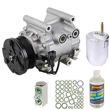 Nueva AC Compresor y embrague con completa a/c Kit de reparación para jag S-Type Lincoln - buyautoparts 60 - 80275rk nuevo: Amazon.es: Coche y moto