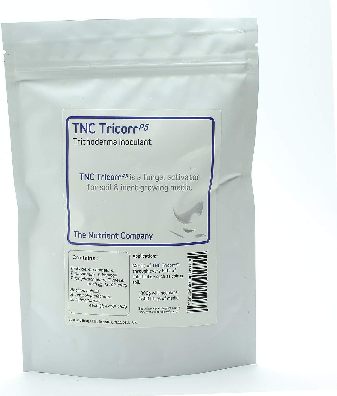 TNC TricorrP5 - Inoculante Trichoderma para protección de cultivos - 5 especies + Bacillus (75g)