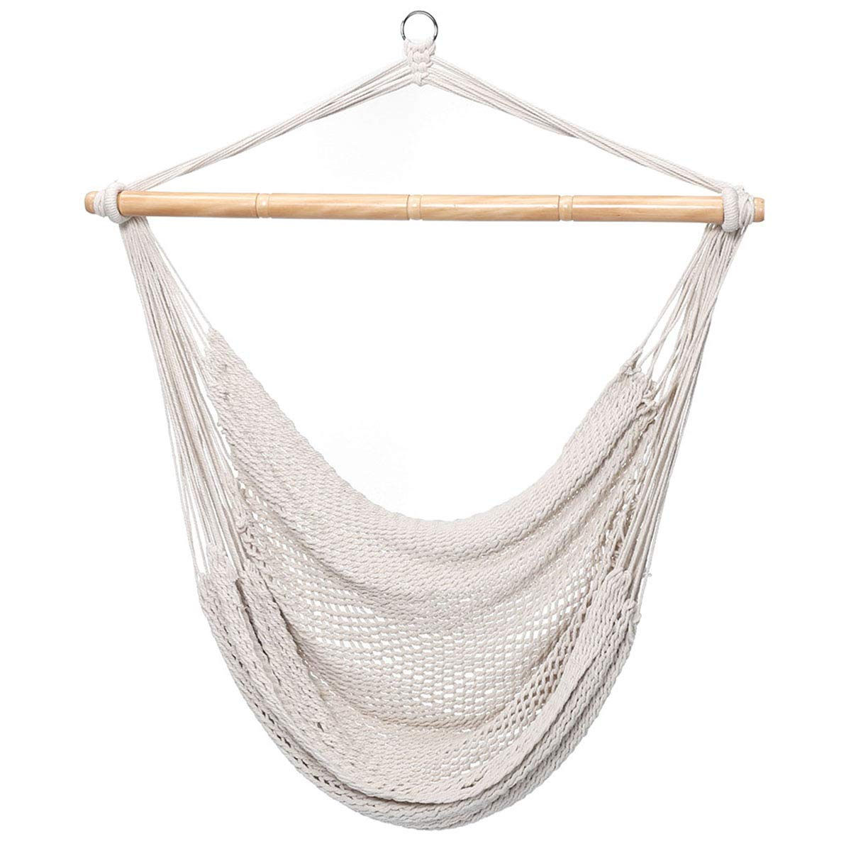 Finether Mesh Hammock Chair Swing