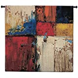 Fine Art Tapestries ''Solar Ice II'' Wall Tapestry, Large