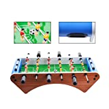 Tuangexportabl Football Table Board Machine ,Family Football Game Mini Indoor Toys,Desktop Toy Games