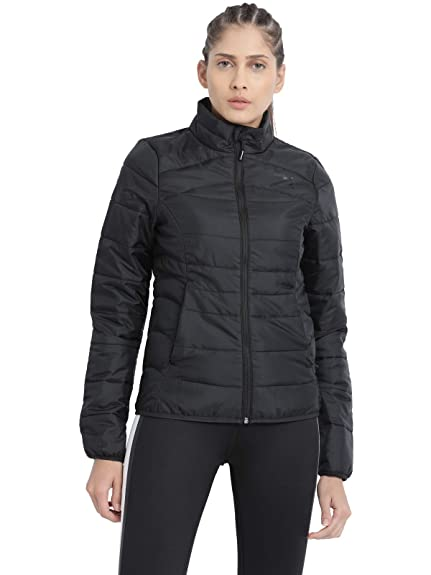 1297916ea38 PWRWarm X packLITE 600 Down Jacket W Black  Amazon.in  Shoes   Handbags