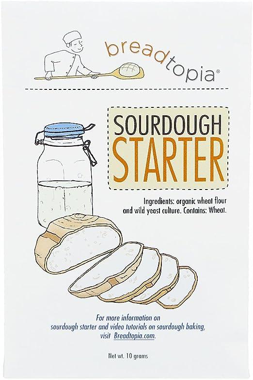 Amazon.com: Breadtopia Sourdough Starter (Seco): Home & Kitchen