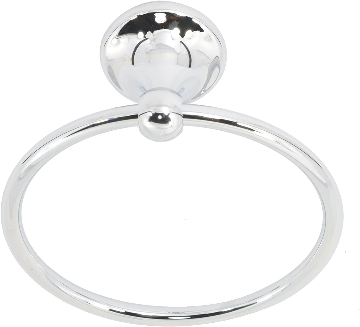 Better Home Products 8304 Waterfront Towel Ring, Chrome
