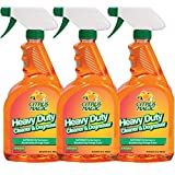 Citrus Magic Heavy Duty Cleaner/Degreaser, 32-Ounce, 3-Pack, 32 oz, 3 Piece