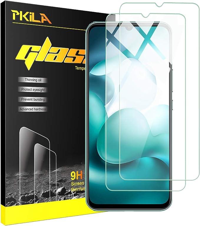 Image ofProtector de Pantalla Xiaomi Mi 10 Lite Cristal Templado [9H Dureza][Alta Definición][Fácil de Instalar] para Xiaomi Mi 10 Lite (2 Piezas)