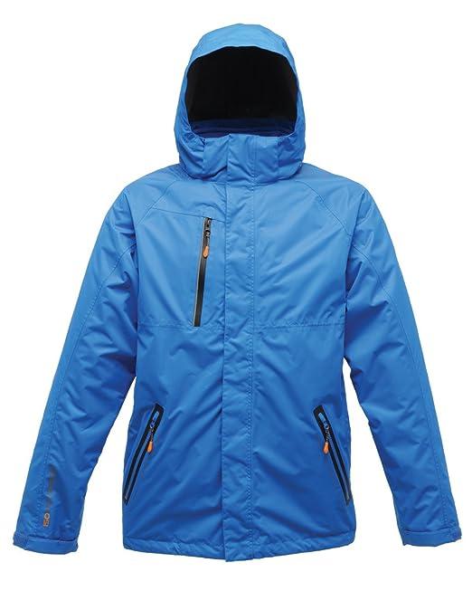 Regatta - Sudadera con capucha - para mujer azul Azul Oxford: Amazon.es: Ropa y accesorios