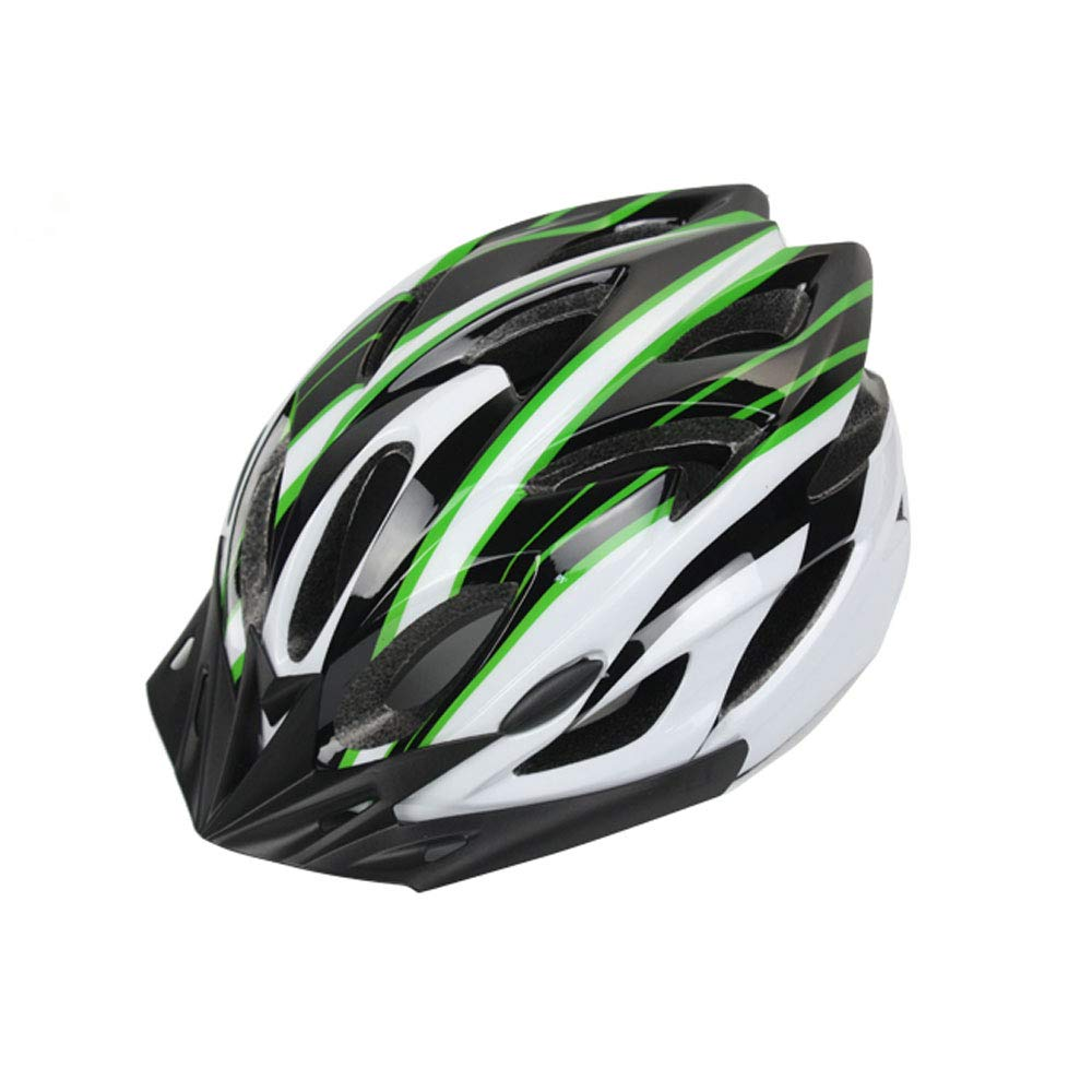 WYNZYTK Fahrradhelm, Fahrradfahren Männer Und Frauen Skateboarding Skating Balance Auto Einstellbar Atmungsaktiv Helm Multi-Farbe Optional