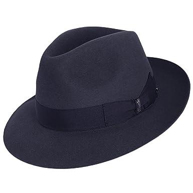 312aa27b658 Borsalino Bellagio Fur Felt Hat-The Bellini at Amazon Men s Clothing ...