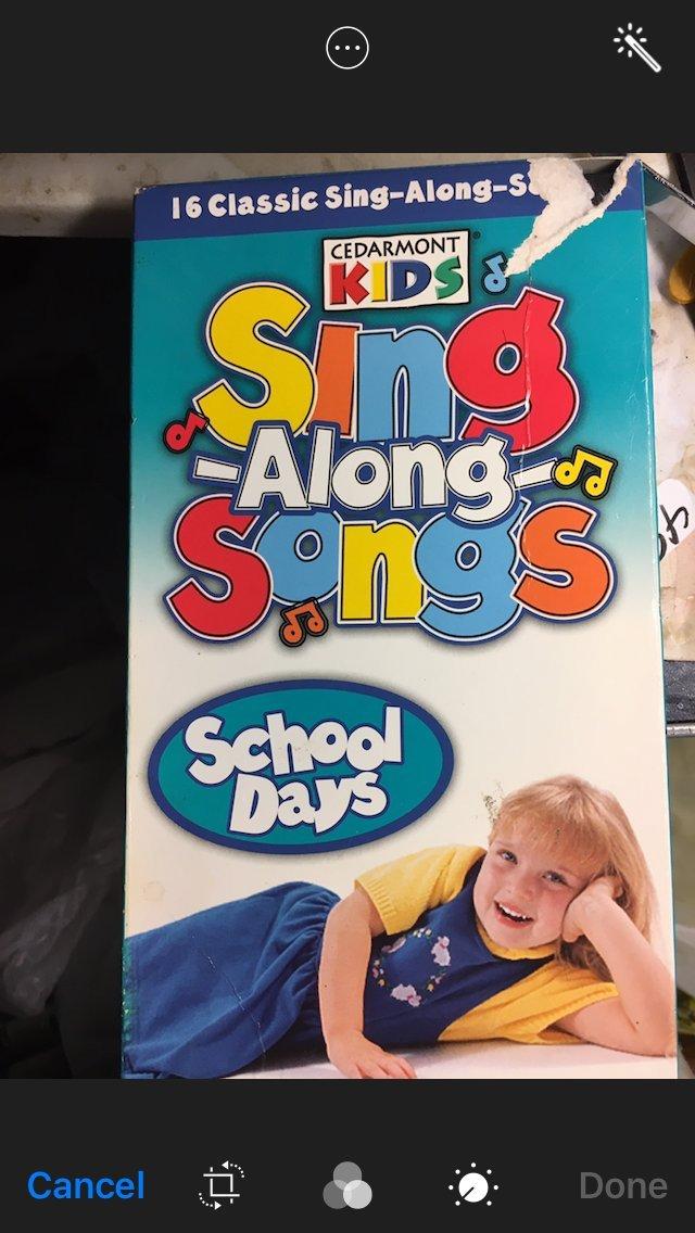 Amazon com: Sing-along-songs School Days: Movies & TV