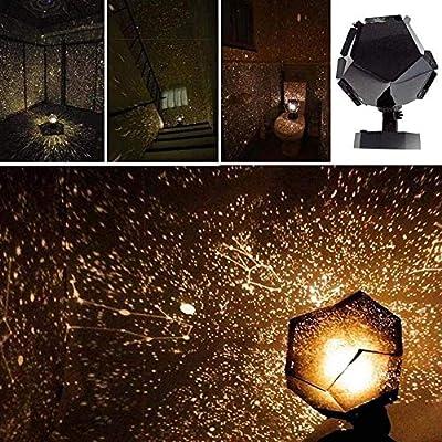 60 000 estrellas Proyector original de planetario casero de las ...