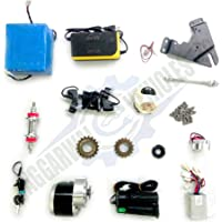 yf gold E-Bicycle Kit and Lithium Ion Battery