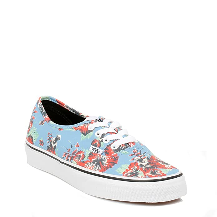 6cc8af4824 Vans Womens Star Wars Blue Authentic Yoda Aloha Trainers  Amazon.co.uk   Shoes   Bags