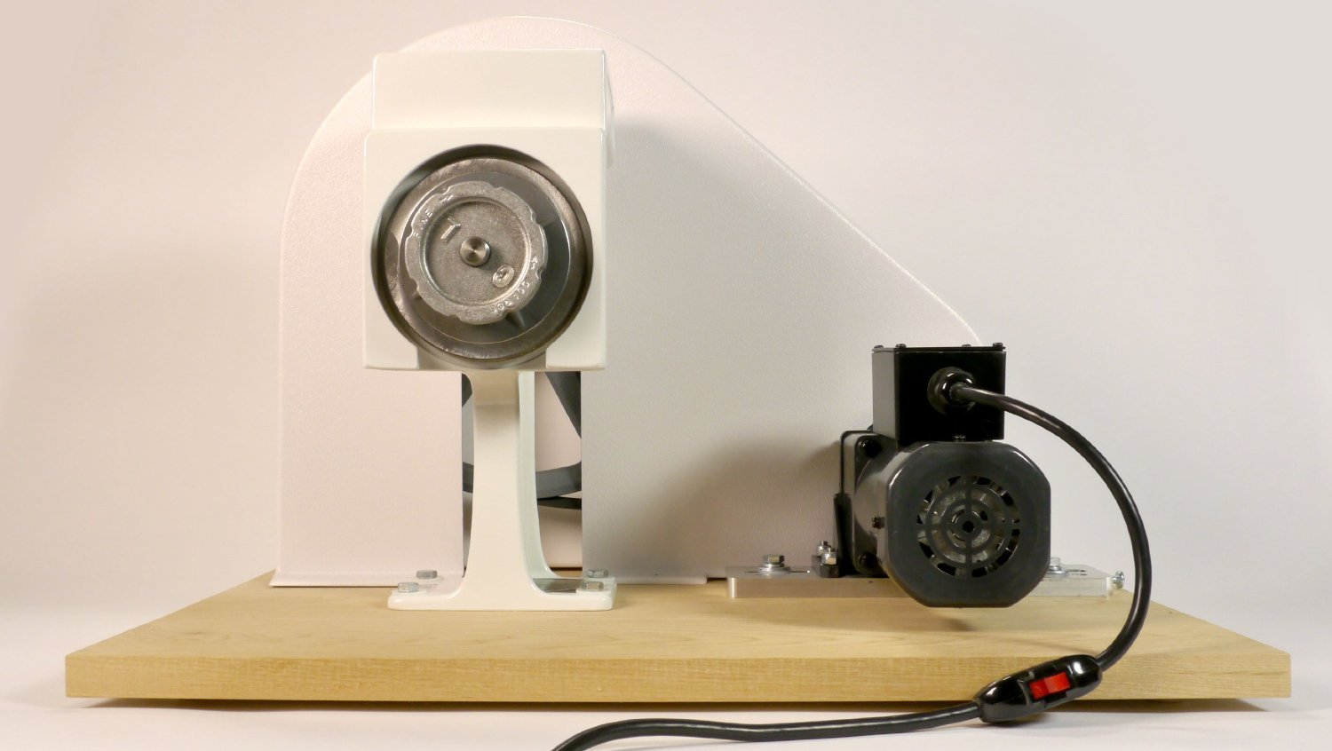 Country Living Grain Mill Motorization Kit