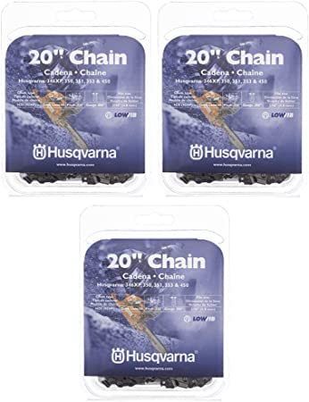 """Details about  /GENUINE Rotatech 15/"""" CHAINSAW CHAIN /& BAR PACK FITS HUSQVARNA 346XP"""