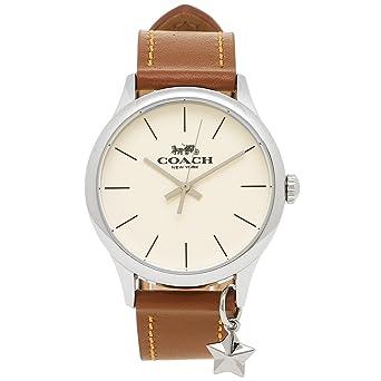 12b5e559f8c2 [コーチ] 腕時計 レディース アウトレット COACH W1549 SAD ブラウン ホワイト シルバー [並行輸入品