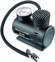 Multilaser AU601, Compressor de Ar 12V, Preto