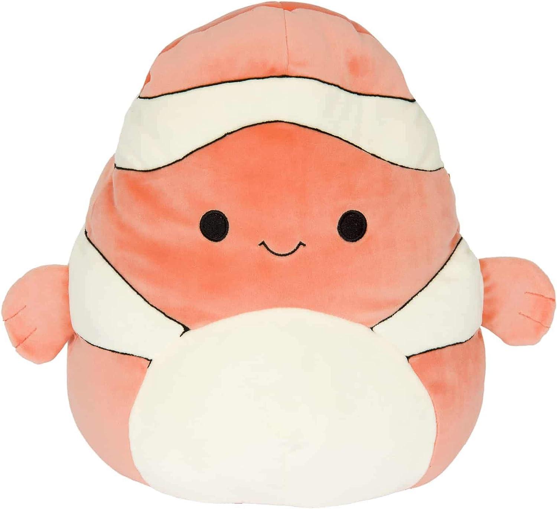 Squishmallow Kellytoy Sea Life 16
