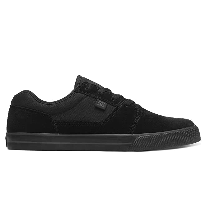 DC Shoes Tonik Sneakers Skateboardschuhe Herren Damen Unisex Erwachsene Schwarz