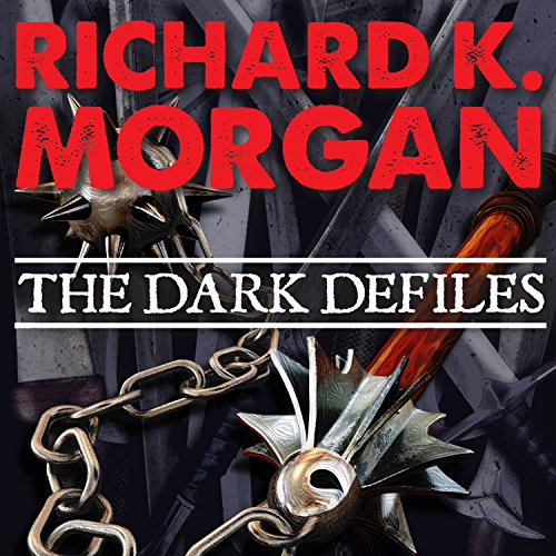 The Dark Defiles: A Land Fit for Heroes, Book 3