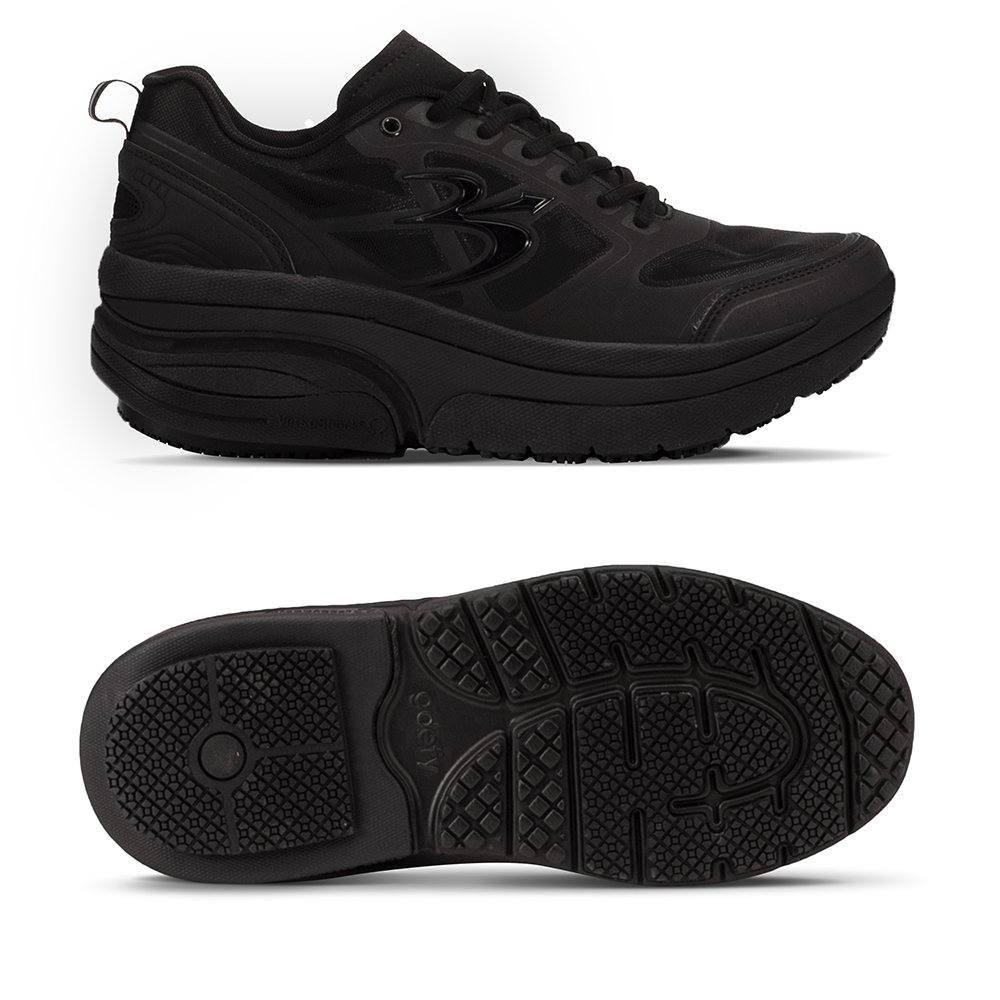 0842dc21ea Amazon.com | Gravity Defyer Proven Pain Relief Women's G-Defy Ion Athletic  Shoes Great for Plantar Fasciitis, Heel Pain, Knee Pain | Fashion Sneakers