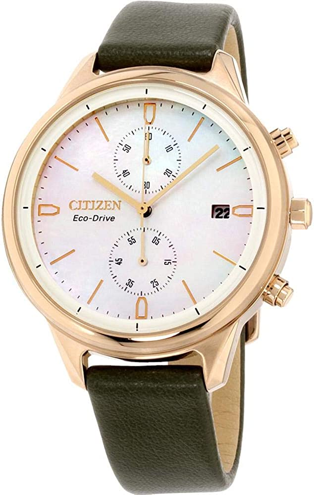 Citizen Relojes para mujer FB2000-03D Eco-Drive