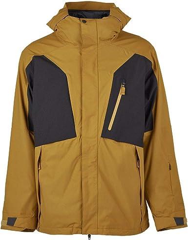 Bonfire Firma 3-in-1 Stretch Snowboard Jacket Mens