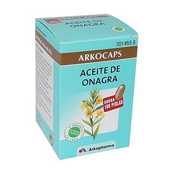 Amazon.com : Arkopharma Arkocaps Primrose Oil 200Capsules ...