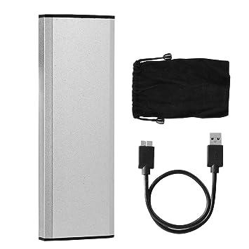 Mini Disco Duro, Disco Duro Externo portátil USB, Mini SSD USB 3.0 ...
