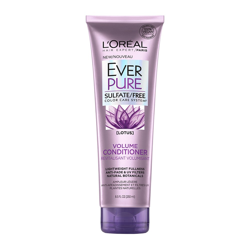 Amazon Loreal Paris Everpure Sulfate Free Color Care System