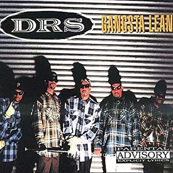 D. R. S. Gangsta lean 1993 | official video youtube.