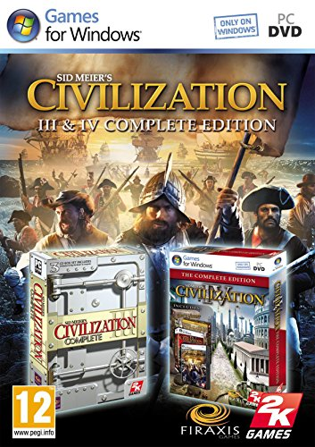 Civilization 3 And 4 Complete