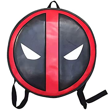 amazon com superhero logo backpack deadpool the flash captain