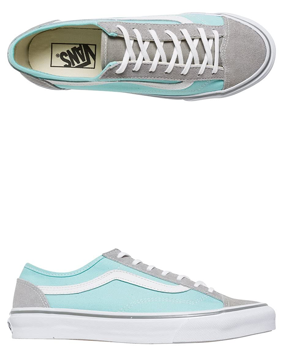 neueste kaufen Kaufen echte Schuhe Vans , Damen Sneaker Grau/Türkis (Wild Dove/Aqua Splash ...