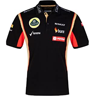 Infiniti red bull racing teamline bleu marine polo des sponsors formule 1 rBR sebastian vettel S