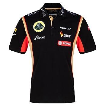 POLO 3 Botón fórmula uno 1 damas Lotus F1 patrocinador del equipo ...