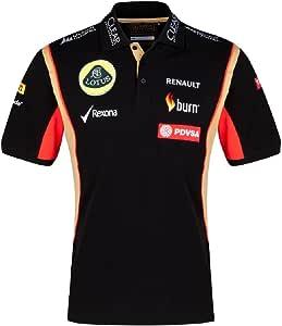 Lotus F1 Team Formula One 1 - Camiseta polo para señora con 3 ...