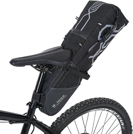 VGEBY Alforja para Bicicletas, Bolsa de Bicicleta portátil ...