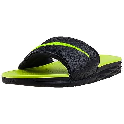 156911f7bba3 Nike Men s Benassi Solarsoft Sandal  Amazon.co.uk  Shoes   Bags