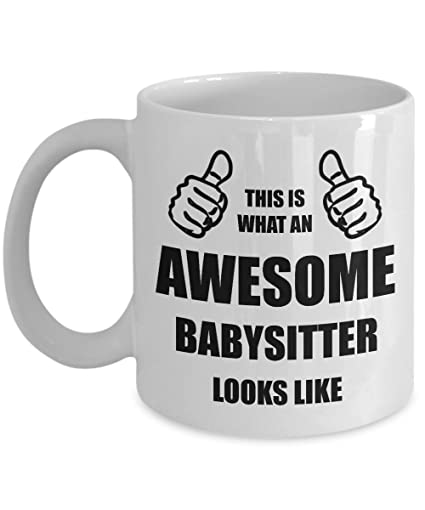 Amazon Funny Birthday Gifts For Babysitter Mother Friend
