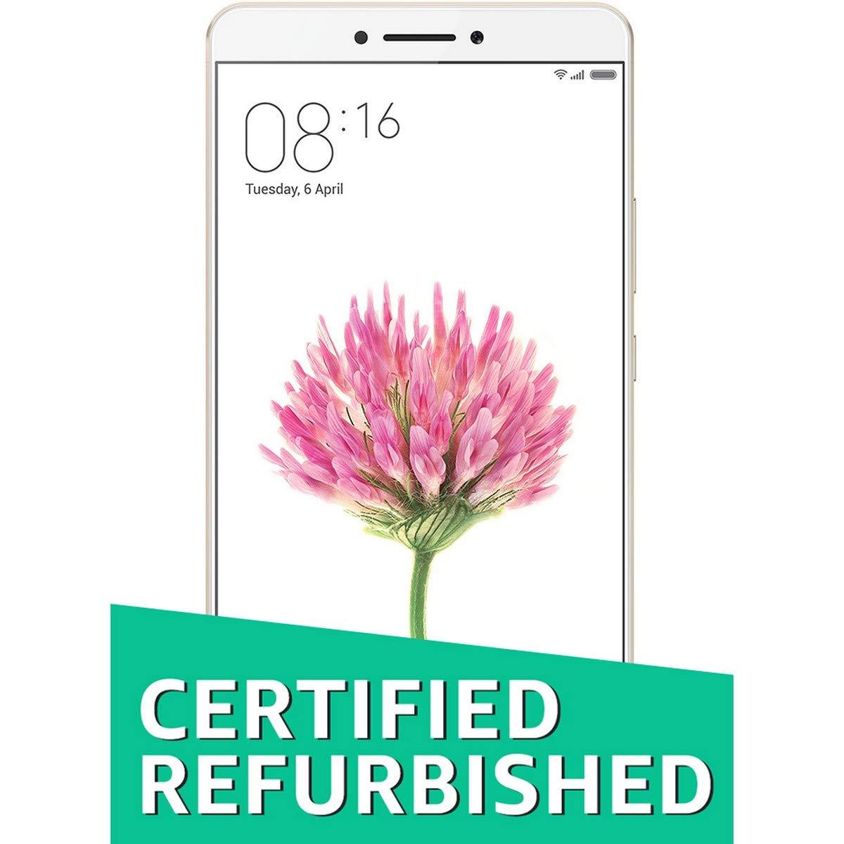 (Certified REFURBISHED) Mi Max (Gold, 32GB)