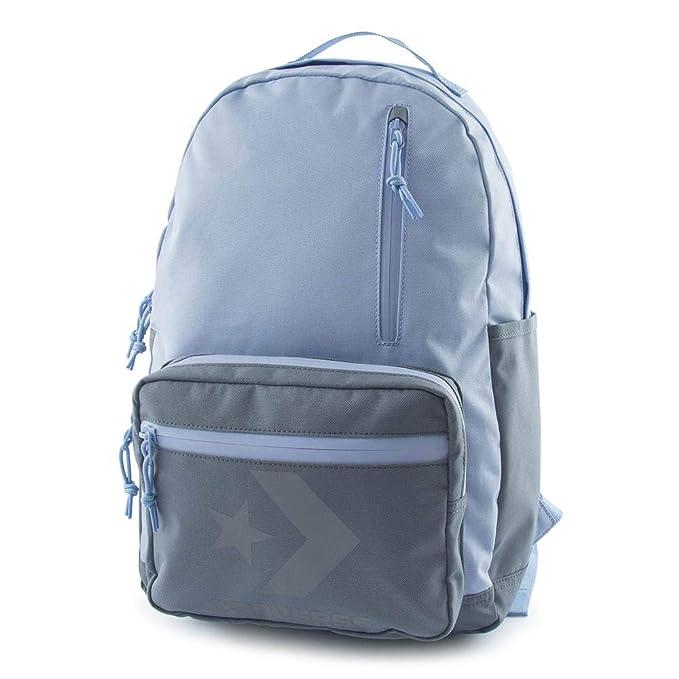 Converse Mochila Unisex Mochila Essential Charcoal Grey gris azulado: Amazon.es: Ropa y accesorios