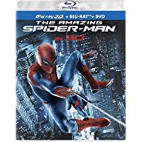 The Amazing Spider-Man 3D on Blu-Ray