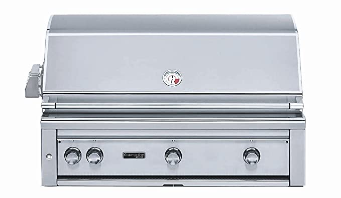 California de gas barbacoa Professional 42 empotrable ...