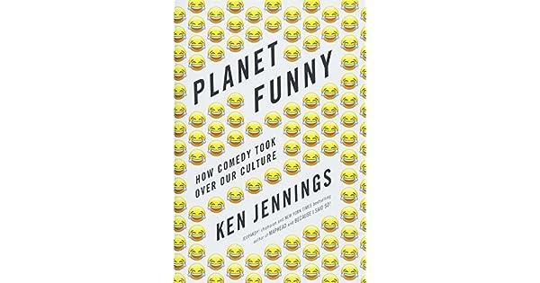 Planet Funny: How Comedy Took Over Our Culture - Livros na
