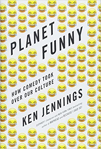Amazon fr - Planet Funny: How Comedy Took Over Our Culture