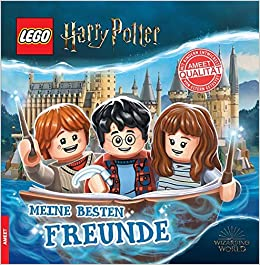 LEGO® Harry Potter(TM) - Meine besten Freunde: Amazon.es: Ameet: Libros en idiomas extranjeros